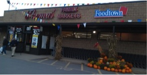 Thomas' Family Markets Foodtown grand opening in Shickshinny on Sat., Oct. 6th.